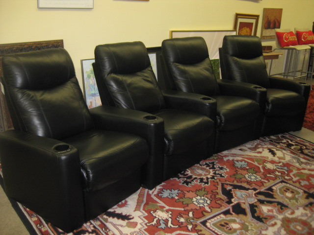 4 Pc Theater Seating