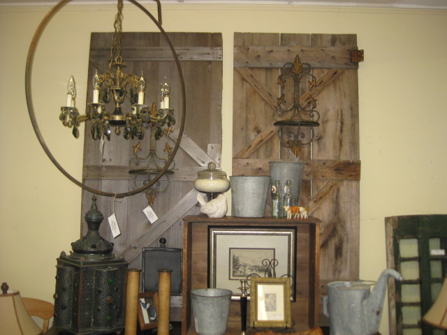 Salvaged Barn Door (2)