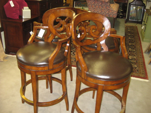 Woodbridge  Bar Stool Pair (2)