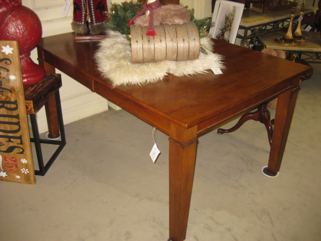 Amish Ethan Leg Table